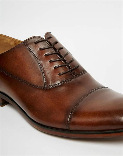 Driving 81 Brown Dr Mocc aldo maric leather shoes in brown for lyst