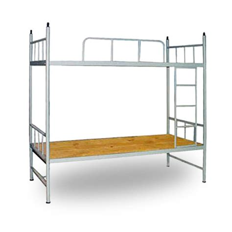 School Steel Bunk Bed With Ladder Stand Bunk Bed Frame Bunk Bed Stand