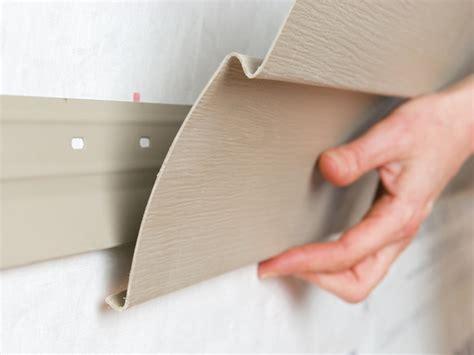 how do you put siding on a house how to install vinyl siding how tos diy