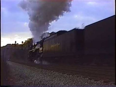 csx semaphores, nkp 765, oct. 1992 youtube