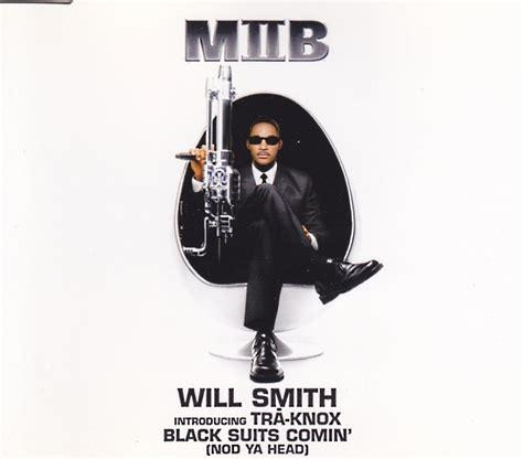 cd singles will smith black suits comin nod ya