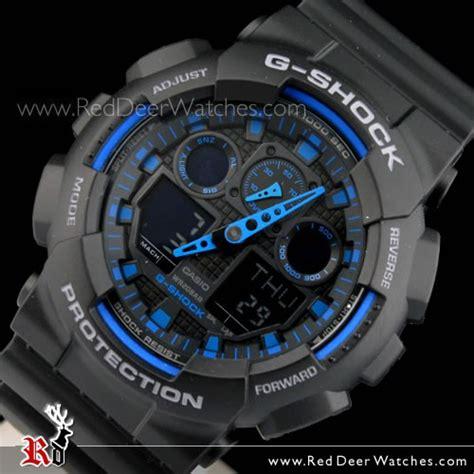 Exlcusive Ga 100 Ga 100 Ga 100 Ga100 Black Ori Bm Termurah buy casio g shock velocity indicator 200m alarm ga 100 1a2 ga100 buy watches