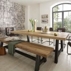 Wooden Kitchen Tables With Benches 25 Best Ideas About Dining Table Bench On Bench For Dining Table Farmhouse Dining
