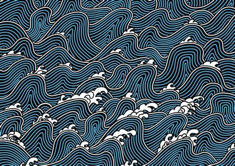 japanese pattern clipart japan pattern stock vector illustration of contrast