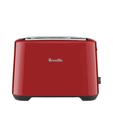 Breville Toaster Cranberry Breville Lift And Look Plus 2 Slice Toaster Cranberry
