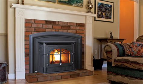 Fireplace Pellet Insert by Pellet Stoves And Inserts