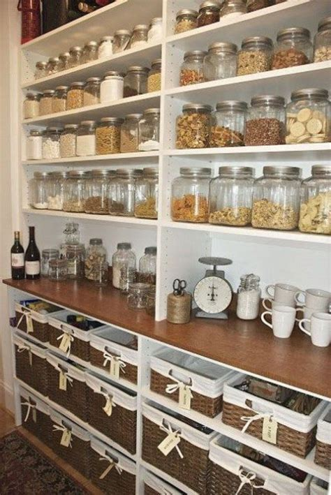 Pantry On The Go by 72 Smart Pantry Organization Ideas Comfydwelling