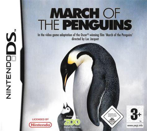 Kaset Gameboy Advance March Of The Penguins march of the penguins 2006 boy advance box cover