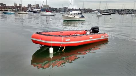 inflatable rescue boat 17 fire rescue boat