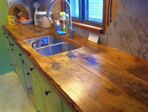 Painting Butcher Block Countertops - kitchen sealing wood countertops in the kitchen make