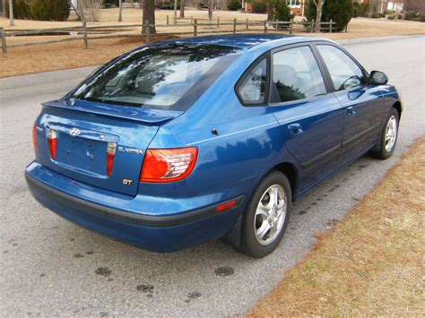 2005 Hyundai Elantra Gt by 2005 Hyundai Elantra Gt Forsalebyslim