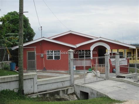 furnished belize home for rent