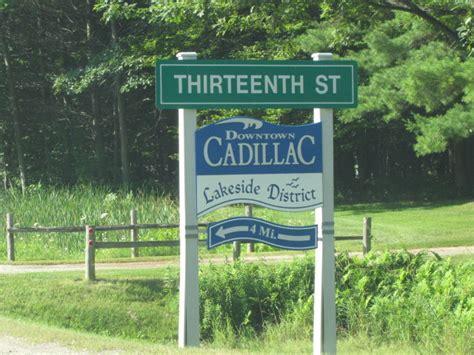 Home Depot Cadillac Michigan by Cadillac Mi Railfan Guide