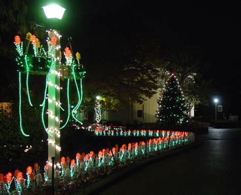 oglebay resort festival of lights visitwheelingwv com