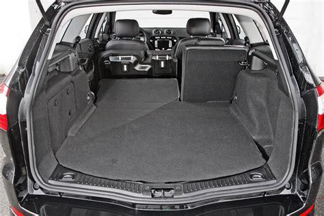 Ford Mondeo Kofferraumvolumen by Vier Schnelle Diesel Kombis Im Vergleich Bilder