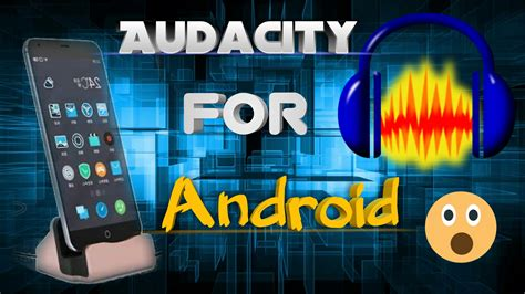 audacity android audacity for android edit audio with your smartphone droidcrunch