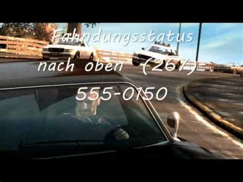 gta 4 cheats (german/deutsch) ps3 youtube