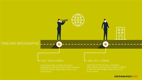Human Vector Timeline Free Powerpoint Template Start Up Top Ppt Templates Free Start Up