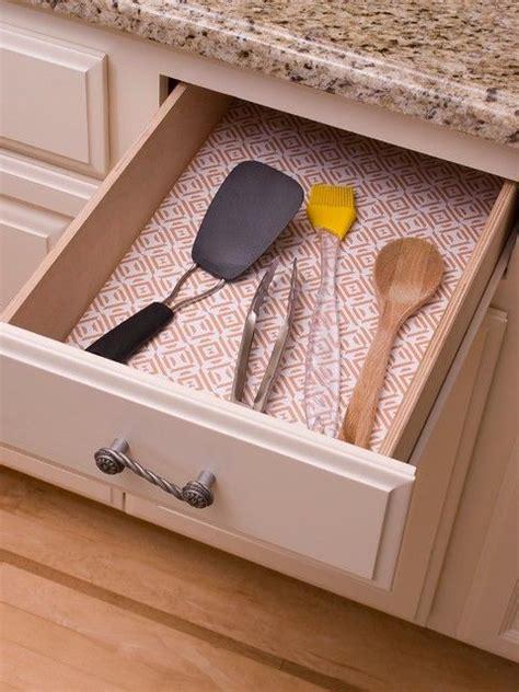 Best Kitchen Cabinet Liners by Best 25 Cabinet Liner Ideas On Kitchen Shelf