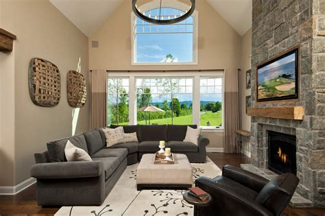sectional sofa in front of window facing fireplace corner gorgeous sectional couch trend other metro traditional