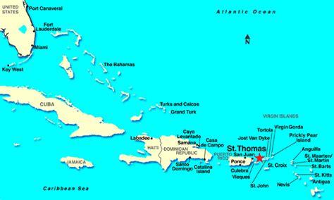 st caribbean map st island map bbk eco