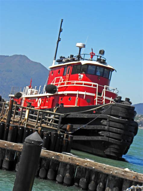 tugboat group vancouver the big red tug photograph by elizabeth hoskinson