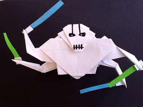 Origami General Grievous - my new origami general grievous origamiyoda