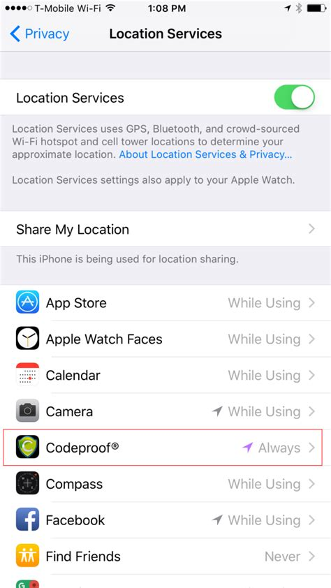location services android how to enable location permissions