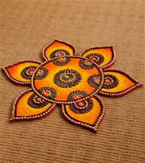 How To Make Paper Cutting Rangoli - 1000 images about tamil tradition on rangoli