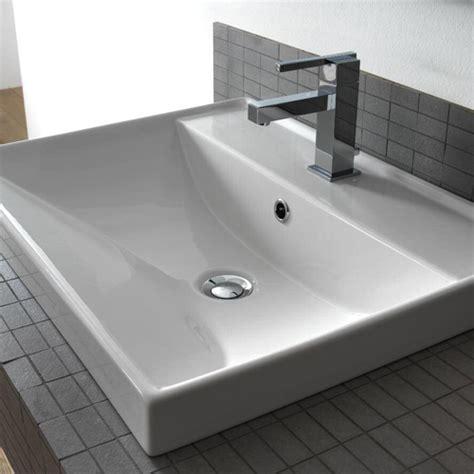 lavandino bagno incasso lavabi incasso
