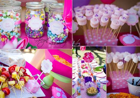 themes for birthday pictures imke s fairy birthday party artsycraftymom
