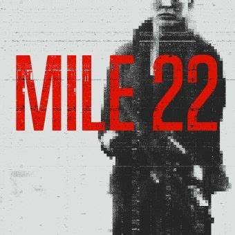 new movie posters for mile 22 thearthunters