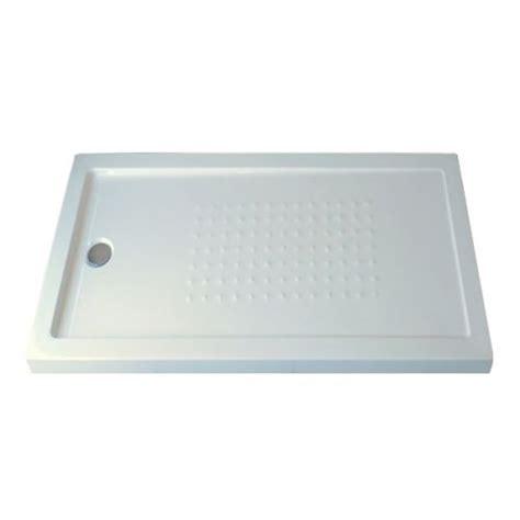 piatti doccia piatto doccia in acrilico alto 5 5cm rettangolare