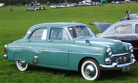 vauxhall vauxhall 1951 vauxhall velox related infomation specifications