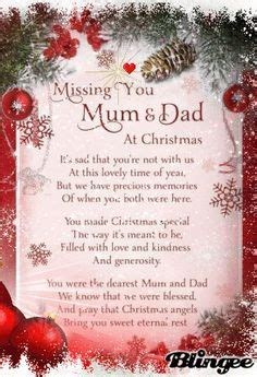 blingee graphics mom  dad christmas missing mom  dad  christmas picture