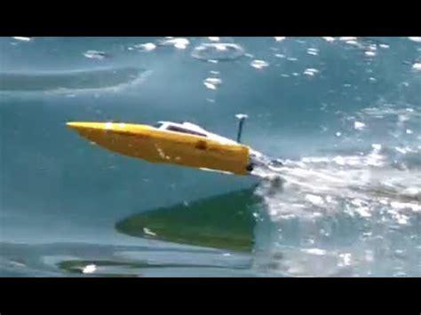 mini rc boats youtube volantex rc mini speed boat youtube