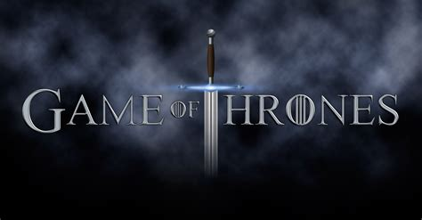 Game Of Thrones Poster Tutorial Of Thrones Photoshop Template