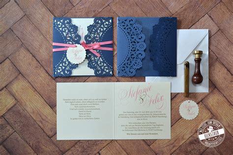 Hochzeitseinladung Pocket by Hochzeitseinladung Individuelle Hochzeitspapeterie
