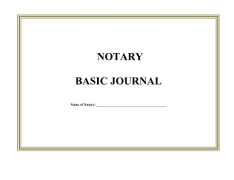 notary journal template notary journal template colorado notary seal notary st