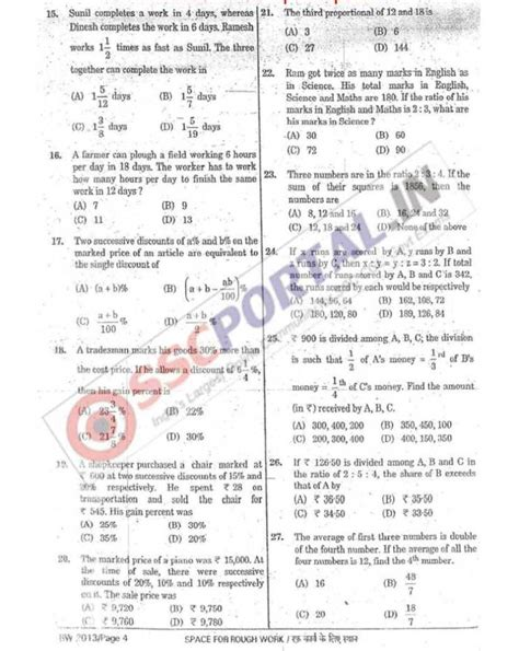 english pattern in ssc cgl ssc cgl english paper tier 2