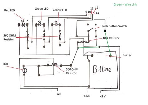 laser diode arduino schematic arduino laser security shield use arduino for projects