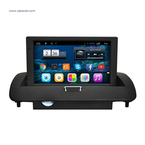 android car radio dvd gps navigation central multimedia volvo