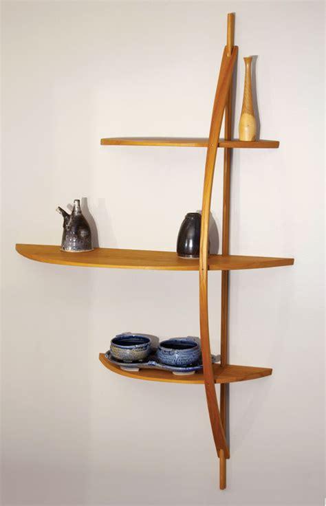Bow Shelf by Bow Shelves Popular Woodworking Magazine