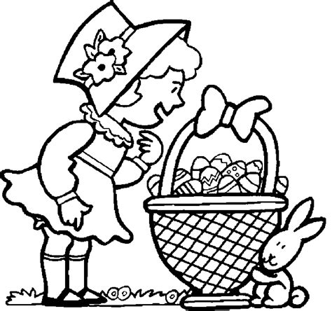 free easter coloring pages to print free printable easter coloring pages for free