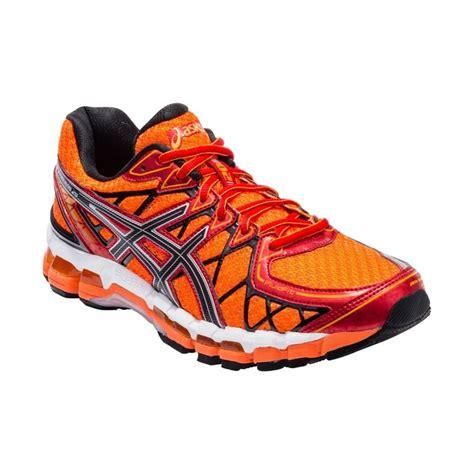 asic sneakers for mens 20 asics gel kayano 20 mens running shoes flash