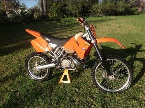 2002 Ktm 250 Exc Specs Ktm 250 Exc 2002 2stroke For Sale Sydney Area