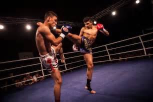 Muay Thai World Chion Kick Boxer Cardinal Langley Rc High School