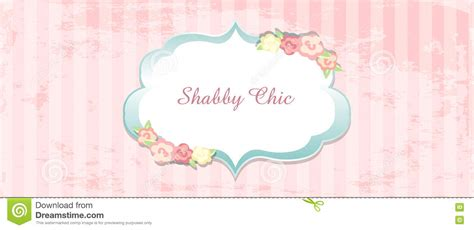 shabby chic gift card template shabby chic congratulations card stock vector image
