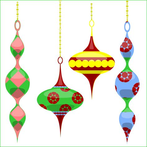 clipart christmas tree ornaments clipground