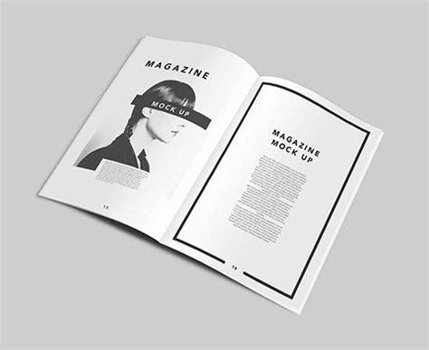 psd magazine template free a4 magazine mockup templates psd titanui